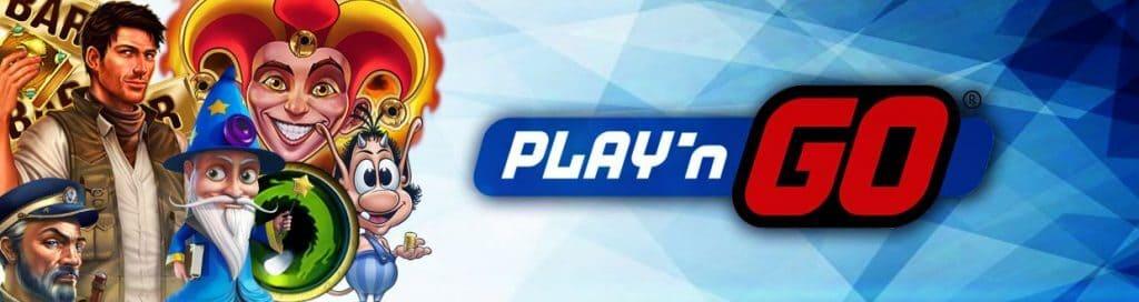 Play'n GO på en andraplats